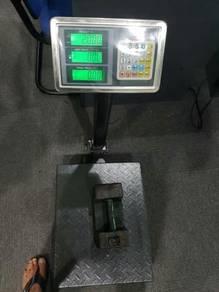 Digital platform scale 150kg penimbang lantai