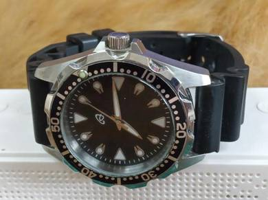 Original OWM GMBH GERMANY diver watch