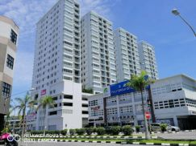 Miri area- The Whart Condominium fully furnished