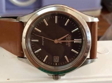 Original citizen exceed eco drisolar powered watch