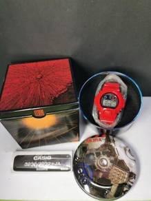 Gshock g-shock dw6900 akira limited edition
