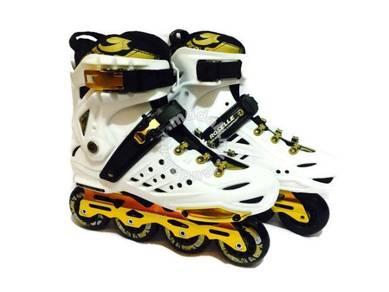 Roselle White Gold inlineskate rollerblade