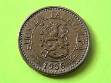 Finland 10 Markkaa 1956 [Kod : A0557]