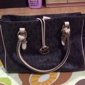 Genuine Michael Kors Signature Work Tote