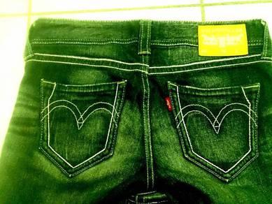 Levis skinny jeans Nudie Vans bmx
