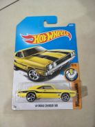 CPL - 69 Dodge charger 500 yellow