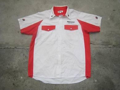 Bridgestone Motorsport Toyoya 4wd crew shirt