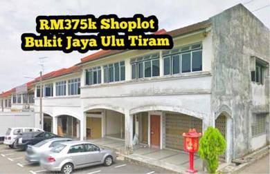 Ulu Tiram Jln Denai Shop Lot Bukit Jaya Puteri Wangsa Bestari Indah