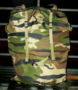 Army 90's Bag Pack