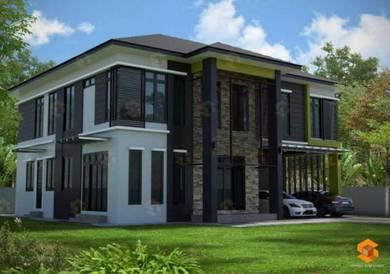 Buat Rumah Baru Design Terkini Mengikut Citarasa