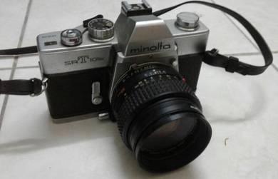 Minolta SRT 101b Used