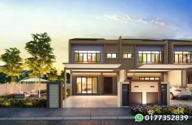 Rumah Baru Teres 2 Tingkat Senawang Seremban Nilai Sendayan PD
