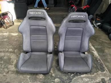 Seat bucket RECARO Evo3 depan sahaja