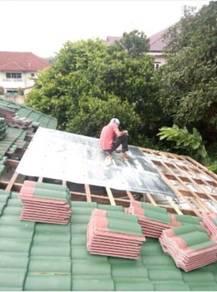 hisham plumber renovation baiki bumbung