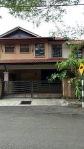 Rumah teres 2 tingkat untuk di jual