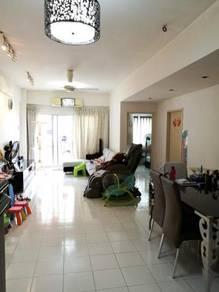 Vista Mutiara Corner Fully renovated Move in kepong Baru
