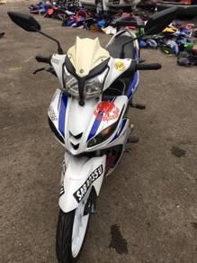 Yamaha srl 115z fuel injection