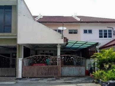 Renovated Double Storey House - Taman Bunga Melor, Klang