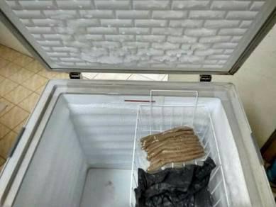 Snow ly250ld chest freezer 230 liter
