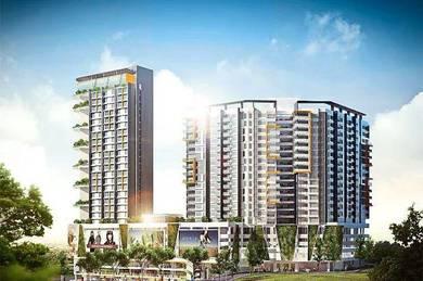 [1st PHASE NO SST] New MRT Condo in Cheras South 1133sqft 3R2B