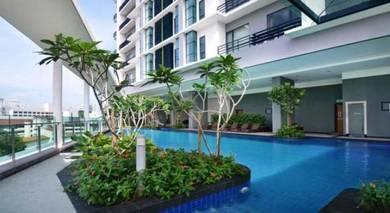 Casa Residency Condo Bukit Bintang Times Square FULL-FURNISHED