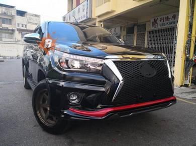 Toyota Hilux Revo LX-Sport Edition Bodykit