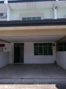 Inanam Jaya - double storey terrace