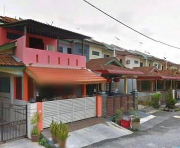 Best Buy double Storey Terrace at Taman Sejahtera Permai bukit Mertaja