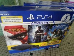 NEW Ps4 slim 500gb hits bundle (15 mths warranty)