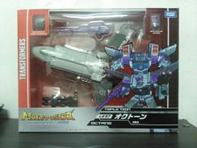 Transformers LG57 Takara Octane