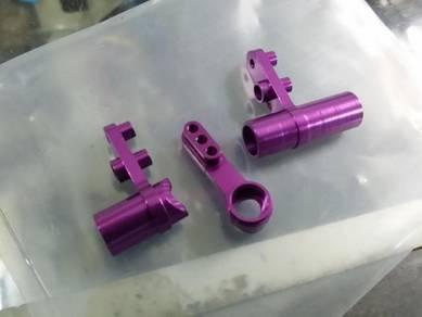 HSP 122057 Aluminum Alloy Steering Servo Saver