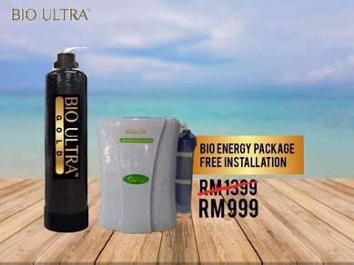 FILTER AIR PENAPIS Bio ULTRA - Water PROMO Psg RF3
