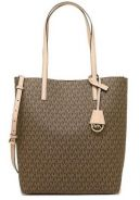 Authentic Michael Kors Hayley Large Logo Tote