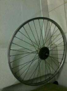 basikal rim