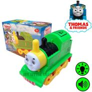 Thomas Trains Battery Operated Toy with Light