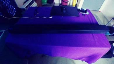 Samsung Sound Bar with woofer