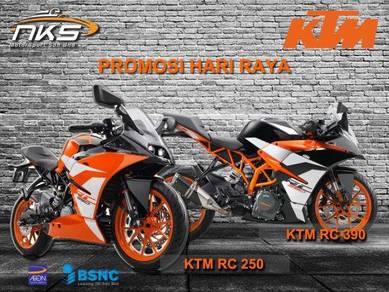 KTM RC250 2017 Model [PROMOSI RAYA 2018]
