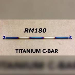 Monkey bar titanium xbar kbar cbar iron bar 4x4