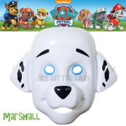 Paw Patrol Mask, Paw Patrol Party with LED Light