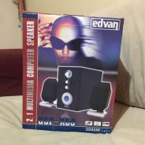 Edvan 2.1 multimedia computer speaker