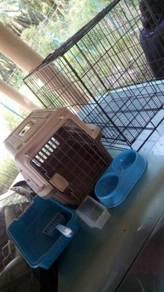 Sangkar kucing cage