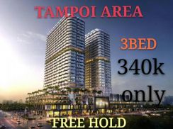 Aaa tampoi new condo 3bed low price near jentayu aliiff greenfield