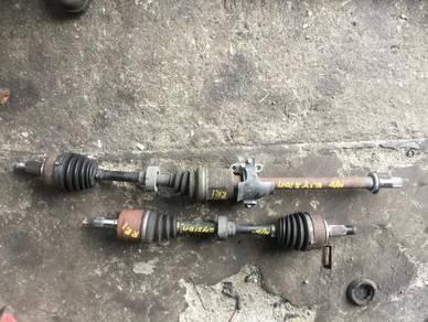 Honda elysion RR1 K24 drive shaft used japan