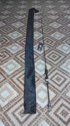 Fishing Rod Pioneer Evo Solid carbon 6' spinning