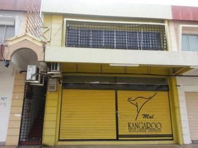 2 stories shop in sri kepayaan commercial centre