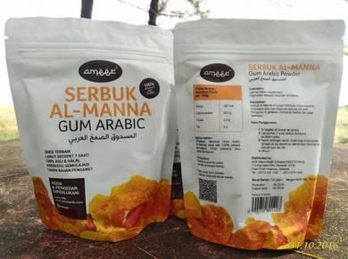 Al-Manna (Gum Arabic)3