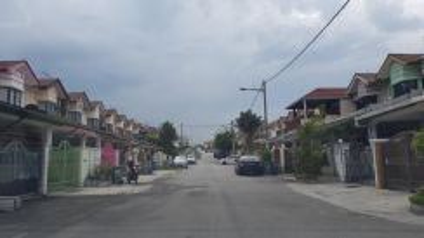 2 sty renovated link Taman Cheras Utama Yulek Taman Rakyat