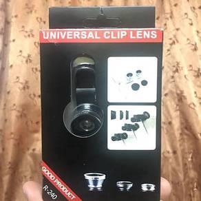 Fish-eye Lens / Universal Clips Lens