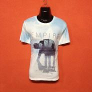 Baju STAR WARS fullprint rare design t shirt