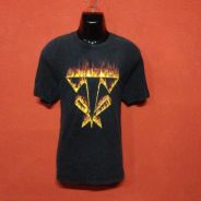 Baju vintage Under taker 00s WWE t shirt